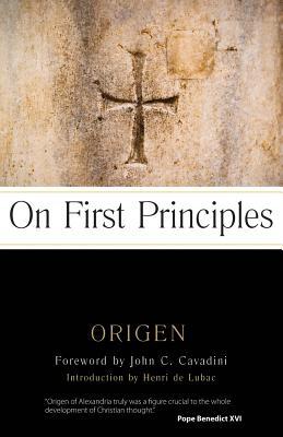 On First Principles, Origen
