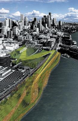 Image for GROUNDSWELL : CONSTRUCTING THE CONTEMPORARY LANDSCAPE