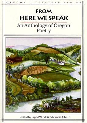 Image for Talking on Paper : An Anthology of Oregon Letters and Diaries (Oregon Literature Ser., Vol. 6)