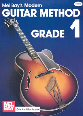 Image for MODERN GUITAR METHOD GRADE 1