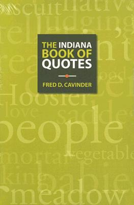 Image for The Indiana Book of Quotes