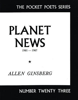 Image for Planet News: 1961-1967 (City Lights Pocket Poets Series)