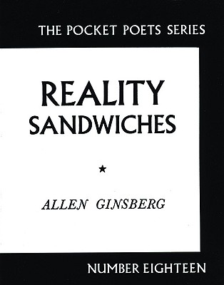 Image for Reality Sandwiches: 1953-1960 (City Lights Pocket Poets Series)