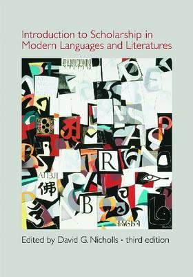 Image for Introduction to Scholarship in Modern Languages and Literatures