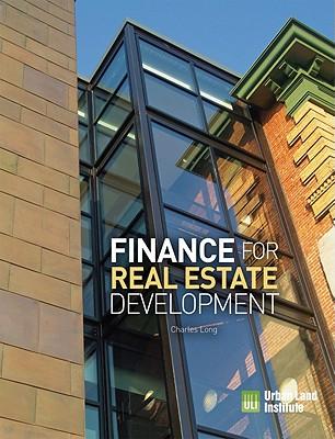 Image for Finance for Real Estate Development