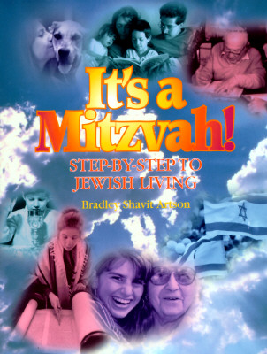 Image for It's a Mitzvah!: Step-By-Step to Jewish Living
