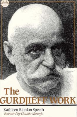 Image for The Gurdjieff Work