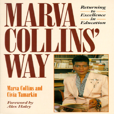 Image for Marva Collins' Way