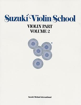 Image for Suzuki Violin School: Violin Part, Vol. 2