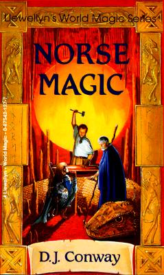 Norse Magic (World Magic Series), Conway, D.J.