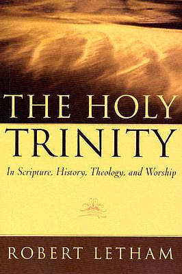 Image for The Holy Trinity: In Scripture, History, Theology And Worship