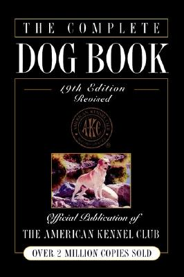 Image for The Complete Dog Book