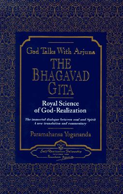 God Talks with Arjuna: The Bhagavad Gita (Self-Realization Fellowship) 2 Volume Set, Paramahansa Yogananda