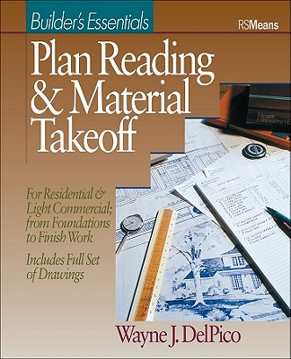 Image for Builder's Essentials: Plan Reading & Material Takeoff
