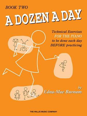 A Dozen A Day, Book Two, Edna Mae Burnam