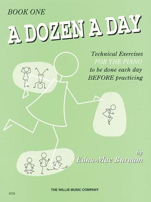A Dozen a Day Book 1 (A Dozen a Day Series), Burnam, Edna Mae