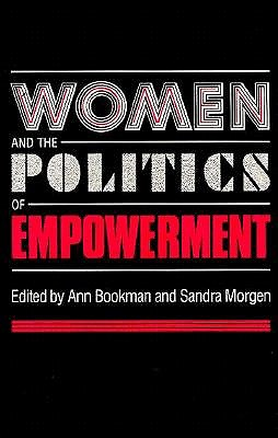 Image for Women Politics And Empowerment (Women In The Political Economy)