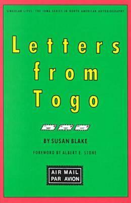 Letters from Togo, Blake, Susan