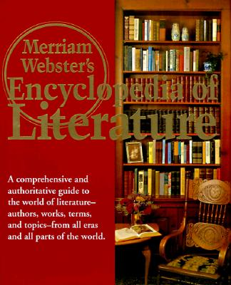 Image for Merriam-Webster's Encyclopedia of Literature