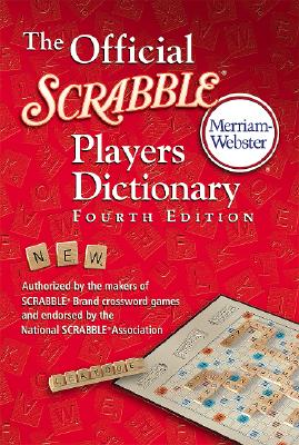 The Official Scrabble Players Dictionary, Merriam Webster