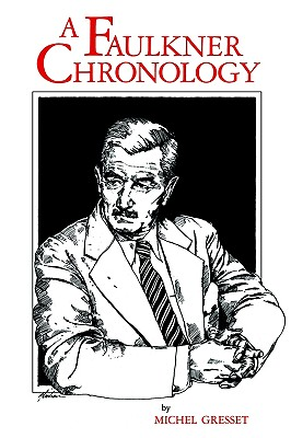 Image for A Faulkner Chronology