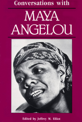 Image for Conversations with Maya Angelou (Literary Conversations Series)