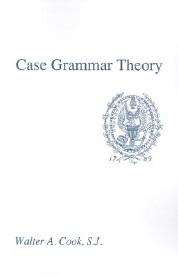 Image for Case Grammar Theory