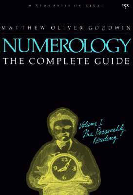 Image for Numerology the Complete Guide, Volume I: The Personality Reading