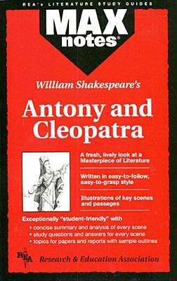 Image for Antony and Cleopatra (MAXNotes Literature Guides)