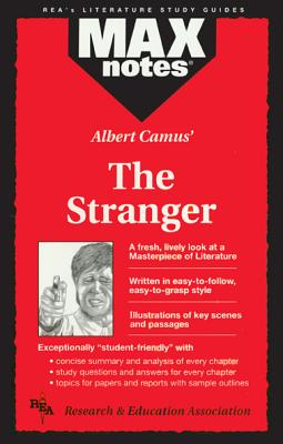 Stranger, The (MAXNotes Literature Study Guides) (MAXnotes Literature Guides), Kelly, Kevin; English Literature Study Guides