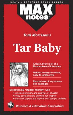 Tar Baby  (MAXNotes Literature Guides), Wilson, Ann; English Literature Study Guides