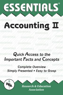 Image for Accounting II Essentials (Essentials Study Guides) (v. 2)