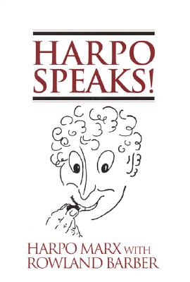 Image for Harpo Speaks!