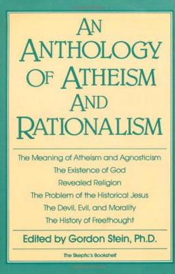 Image for Anthology of Atheism and Rationalism