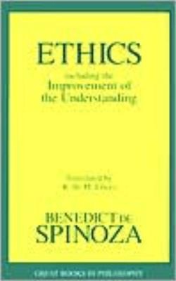 Image for ETHICS INCLUDING THE IMPROVEMENT OF THE UNDERSTAND