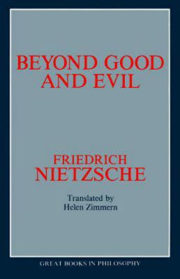 Image for Beyond Good and Evil (Great Books in Philosophy)