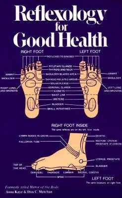 Image for Reflexology for Good Health