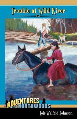 Image for Trouble at Wild River (Adventures of the Northwoods (Mott Media Paperback))