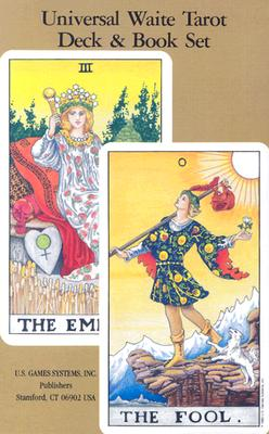 Universal Waite Tarot Deck and Book Set, Arthur Edward Waite