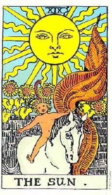 Image for Giant Rider-Waite Tarot Deck: Complete 78-Card Deck