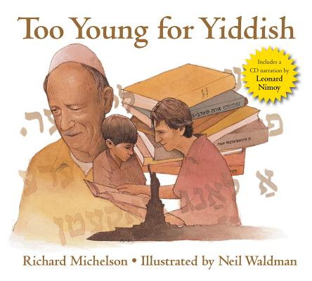 Image for Too Young for Yiddish