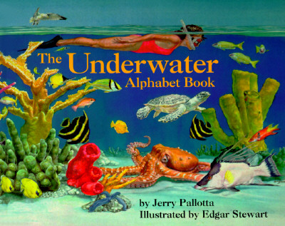Image for The Underwater Alphabet Book (Jerry Pallotta's Alphabet Books)