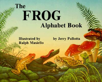 Image for The Frog Alphabet Book (Jerry Pallotta's Alphabet Books)