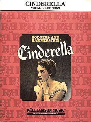 Image for Cinderella Vocal Selections