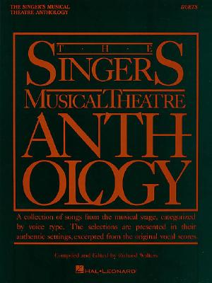 The Singer's Musical Theatre Anthology - Duets Book Only (Singer's Musical Theatre Anthology (Songbooks))