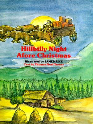 Hillbilly Night Before Christmas, Turner, Thomas Noel