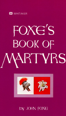 Image for Foxe's Book of Martyrs