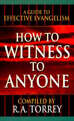 Image for How To Witness To Anyone