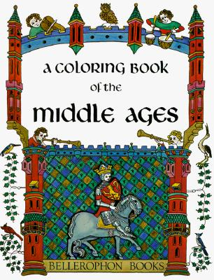 Image for Middle Ages Color Bk