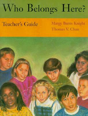 Image for Who Belongs Here? (Teachers Guide)